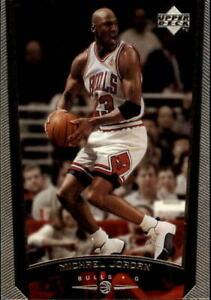 1998-99 Upper Deck Chicago Bulls Basketball Card #230O Michael Jordan