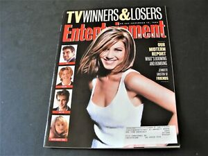 Entertainment Weekly- Jennifer Aniston of Friends- December 15, 1995 Magazine.