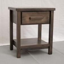 Rustic Farmhouse Nightstand / Wood Reclaimed Nightstand / Modern / Urban /