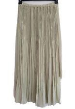 CLUB MONACO Women's Mint Pleated Vilma Jupe A-Line Skirt. Size UK 8, EU 36. NEW!