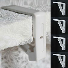 4pcs Table Cover Cloth Tablecloth Clip Clamp Holder for Party Wedding