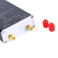 All band HF UV RTL-SDR USB Tuner Receiver&R820T+8232 Ham Radio UK 100KHz-1.7GHz