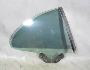 BMW E64 6-Series Convertible Right Rear Side Window Glass Pane 2004-2010 USED OE