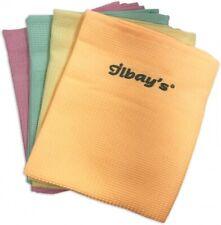 Ilbays Mikrofaser Reinigungstücher 4 Stück Putztücher Ilbay Bez Bezler NEU