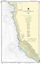NOAA Chart Pfeiffer Point to Cypress Point 13th Edition 18686