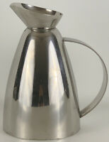 Vintage Mid Century Modern IPAC Italy 18/10 Stainless Creamer