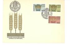 FDC PORTOGALLO 1963