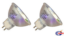 2pcs TROJAN RESEARCH ULTRAEYE VISION ENGINEERING TS4 DYNASCOPE LAMP LIGHT BULB