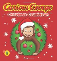 Curious George Christmas Countdown (CGTV Tabbed BB) by H. A. Rey