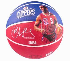 NBA Player Series - Chris Paul Spalding Basketball Size 7 Outdoor