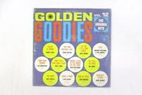 """""""Golden Goodies Vol. 12 The Original Hits"""" 12"""" Vinyl 33 RPM LP Record R-25211"""