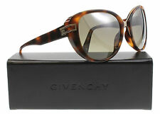New Givenchy Sunglasses Women Cat eye SGV 876 Havana 9AJX SGV876 56mm
