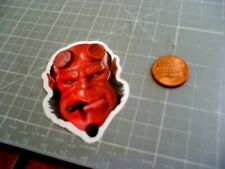 HELLBOY FACE Sticker / Decal Skateboard Stickers Actual Pattern NEW GLOSSY