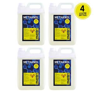 Methanol 99.95% 20l METHYL ALCOHOL/ METHANOL FUEL  20 Litres