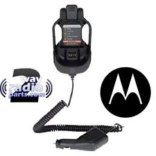 Oem Motorola Apx or MotoTrbo Vehicular Charger for Bluetooth Remote Speaker Mic