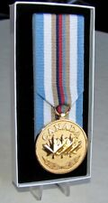 Canadian - The Somalia Medal 1992 - 1993 Full Size - Original Superb ( SCARCE )