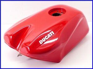 2001 DUCATI 748 Genuine Fuel Gas Tank 916 996 998 yyy