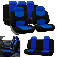 9 Pieces Car Seat Covers set For 5 Seat Universal Breathable Washable Protectors