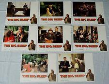 'The Big Sleep' 1978 Robert Mitchum; Joan Collins Movie Lobby Card Set