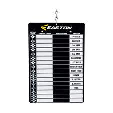Easton Baseball Magnetic Lineup Board - For Coaches