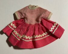 "Ac 8� Betsy McCall ""Recess Outfit� #8154 - 1959 Original Dress"