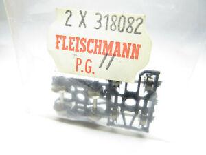 Set 10 Fleischmann N 318241-2x Drehgestell mit Radsatz 215N //96 top