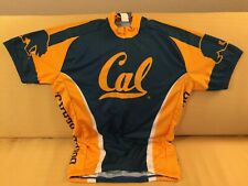 Cal Berkeley Cycling Jersey and Shorts (Brand New, Men's, Size: Large)