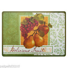 Essential Home Delicious Fruit Placemat