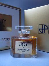 JEAN PATOU JOY PARFUM 1/2oz Sealed Bottle Superb Vintage 1980s Near Perfect Box