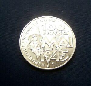 100 francs 1995 8 Mai 1945