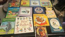 Winnie The Pooh And Other Bear Book Lot 222