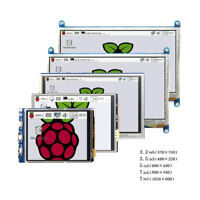 Raspberry pi 3.2/3.5/5/7 inch touch HDMI LCD display module