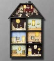 John Derian 20'' Halloween Haunted House Count Down Calendar Lighted Target