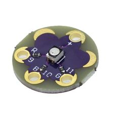 USA LilyPad Tri-Color LED RGB Module LilyPad LED Module Tri-color Module arduino