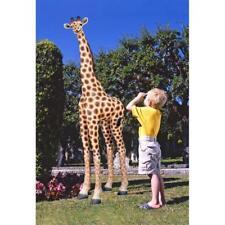 NG31777 Mombasa, the Garden Giraffe Statue - Nearly 8' Tall!