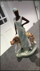 Royal Doulton figurine Charlotte HN 3812 Unboxed Displayed Condition
