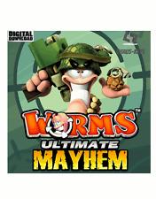 Worms Ultimate Mayhem Deluxe Edition PC Steam Key Codice Global [SPEDIZIONE LAMPO]