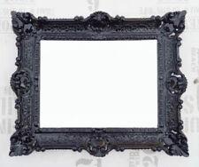 Miroirs noir noir pour la décoration intérieure Salle à manger