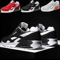 Fashion Air Cushion Running Shoes Athletic Casual Walking Tennis Sneakers Gym