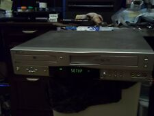 GOVIDEO DVR4550 DVD VHS VCR COMBO COPY MACHINE DVD NOT READING SEE DETAILED DESC
