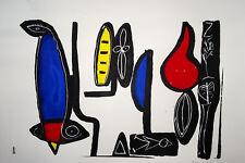 Henk Adriani Zeefdruk compositie 1 Galerie ARTFORYOU