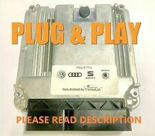 VW GOLF 2.0 TDI BKD ECU PLUG & PLAY 03G906016KG / 0281012940 READ DESCRIPTION