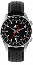 Jacques Lemans PF-5021A  Mens Formula I Collection World Time GMT Watch