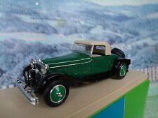 1/43 Eligor (France)  Delage D8S 1932 cabriolet