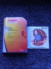 Microsoft Office Standard 2007, Deutsch mit MwSt-Rechnung vom Fachhändler