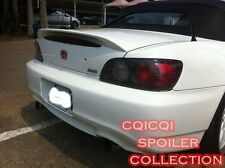 Painted Honda 00-09 S2000 OEM type rear trunk spoiler color: NH578 white@US