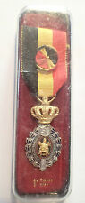 DECORATION - medaille HABILETE MORALITE BELGIQUE (5974J)