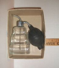 VINTAGE ARISTOCRAT PROFESSIONAL OIL SPRAY SPRAYER WITH ORIGINAL BOX 6 INCH TALL