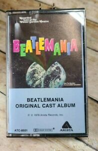 1978 Beatlemania Original Cast Album Arista Records ATC-8501