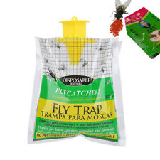 Disposable Fly Trap Non Toxic Bag Outdoor Insect Killer Pest Control CatchTS JB
